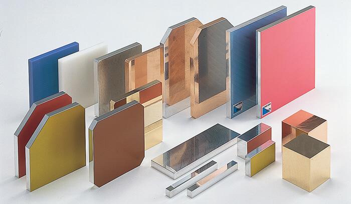 アルミ・伸銅・ステンレス・樹脂の厚板